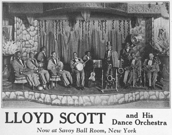 lloyd scott careof nypublibrary