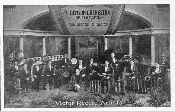 WNAJ - Edgar Benson Orchestra