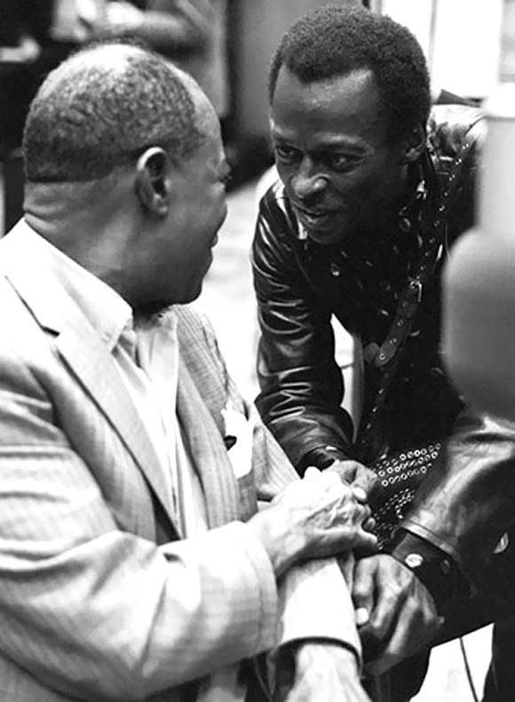 Louis-Armstrong-and-Miles-Davis