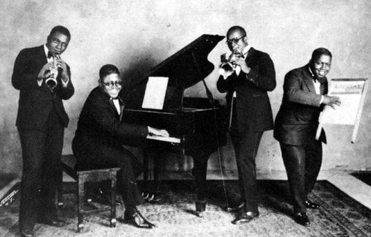 Prince Robinson, Williams, Allen and Floyd Casey