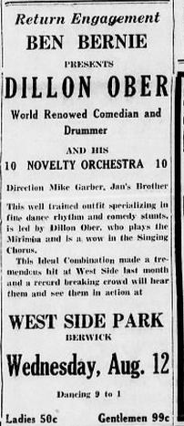 19250812 The Morning News of Danville, PA on Aug 12, 1925