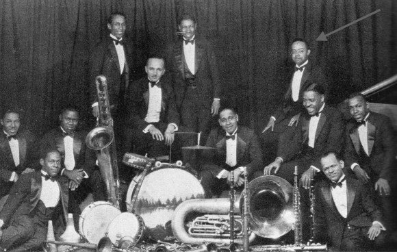 HendersonOrchestra per Old Time Blues website